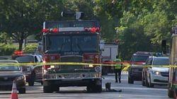 Saint-Laurent : le pompier heurté par un camion lors d'une intervention est