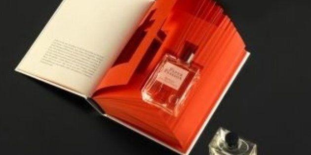 Wallpaper sort son parfum Paper Passion «à l'odeur de livres» et à l'emballage signé Karl