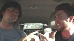 Que se passe-t-il quand Gotye passe à la radio en voiture?