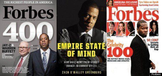 Jay-Z, P. Diddy, 50 Cent: «Forbes» publie une liste des rappeurs les plus riches du monde
