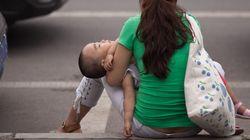 Important réseau de trafic d'enfants