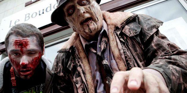 Invasion Montréal: les zombies sont en