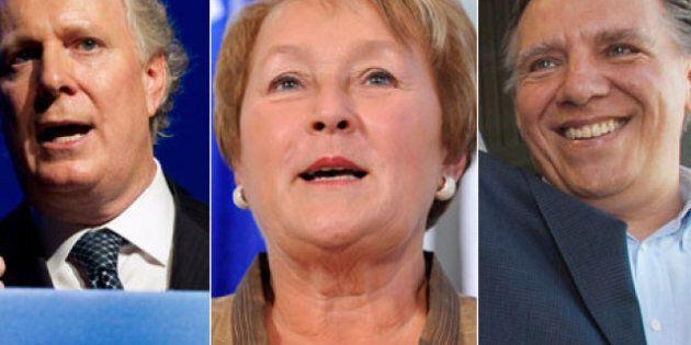 Les résultats en direct le soir des élections au Québec le 4 septembre