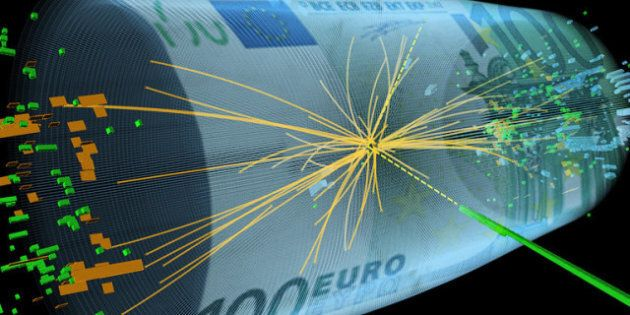 Boson de Higgs: une découverte scientifique à 13,5 milliards de dollars, selon