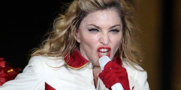 Madonna pardonne à Elton John de l'avoir qualifiée de