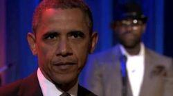 Vidéos: Le slam de Barack