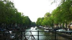 En transit à Amsterdam