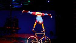 Cirque du Soleil : Saltimbanco revient à la maison