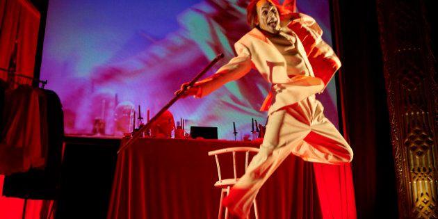Carrefour Théâtre de Québec présente «Rick Miller: Vendu», de Rick Miller, au Théâtre de la