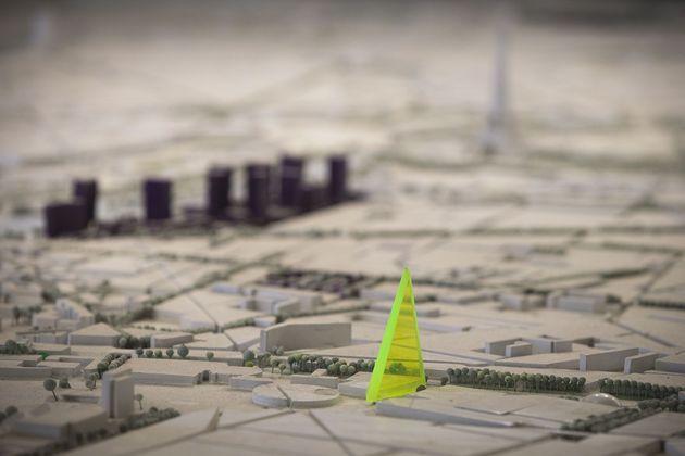 La Tour Triangle doit être construite au sud de Paris et voir le jour avant les Jeux olympiques...