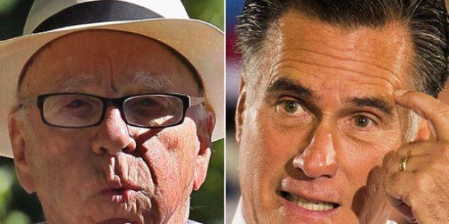 États-Unis: Rupert Murdoch accuse la Maison Blanche de mentir, soutient Mitt