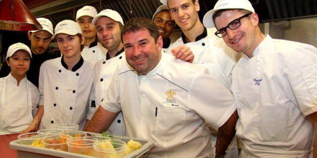 Europea: le restaurant de Jérôme Ferrer au Top 10