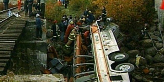 La tragédie des Éboulements, dans la région de Charlevoix, 15 ans plus