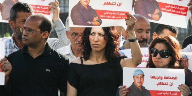 Le journaliste Rachid Nini, emprisonné pour ses écrits, est libéré au