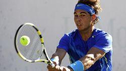 Rafael Nadal remporte le tournoi de