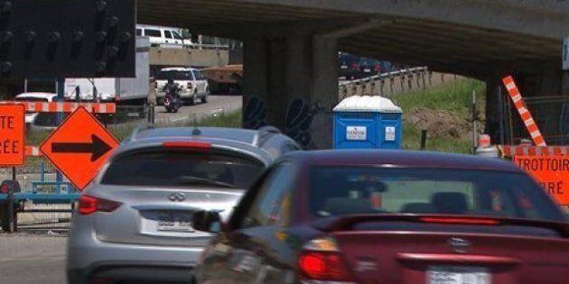 Montréal : plus de la moitié des ponts et tunnels sont en « bon état