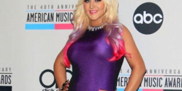 Les tenues lamentables des stars cette semaine: Christina Aguilera, Salma Hayek et Elizabeth Hurley
