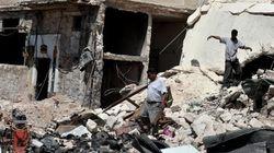 Des centaines de morts près de Damas, l'opposition crie au