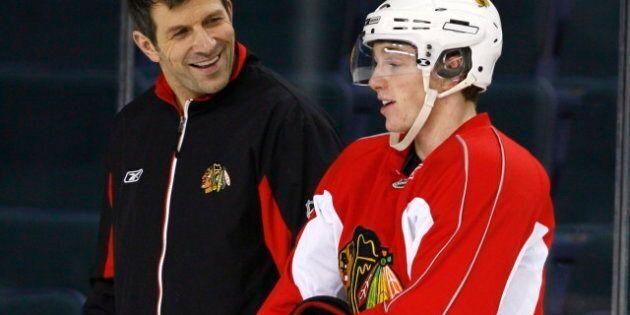 Le Canadien a choisi Marc Bergevin comme nouveau directeur