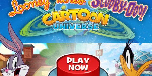 Cartoon Universe par Warner: un jeu en ligne gratuit et
