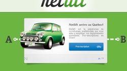 Netlift : nouvelle alternative à l'auto en