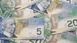 Les billets de 20$ sous un nouveau