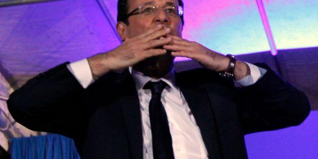 France: François Hollande élu président de la République
