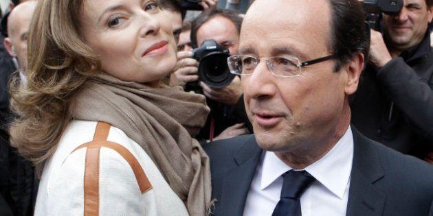 Valérie Trierweiler, la nouvelle «première dame» de France, et son sens de la mode