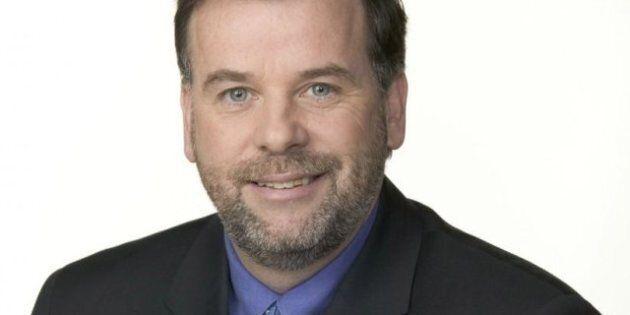 L'ex-journaliste de Radio-Canada Pierre Duchesne candidat pour le