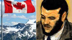 Omar Khadr de retour au Canada