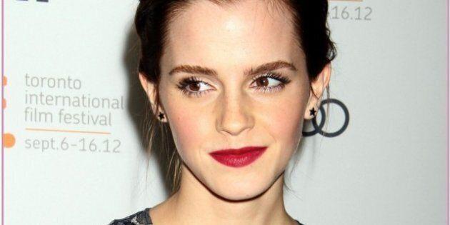 Copiez le maquillage d'Emma Watson au