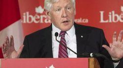 Congrès du PLC-Québec, à Montréal: le chef intérimaire Bob Rae y