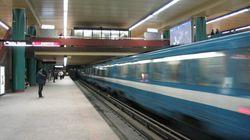 Photos: Le métro de Montréal