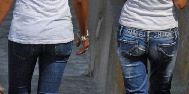 Une caméra prouve que les hommes regardent les fesses des filles