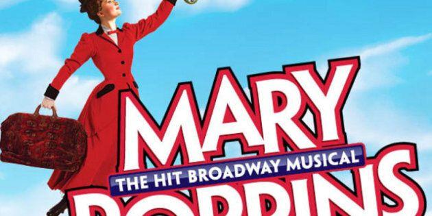 Mary Poppins débarque à
