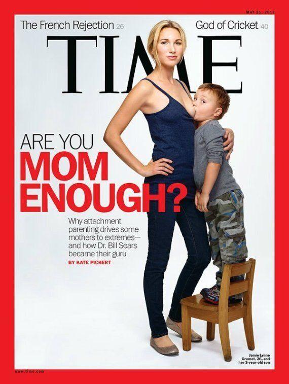 Une du Time sur l'allaitement: qu'en pensez-vous?