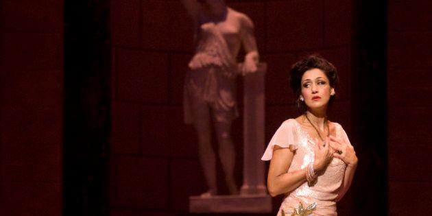 Myrtò Papatanasiu : la nouvelle Maria Callas de passage à Montréal