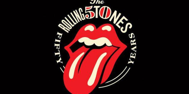 Rolling Stones: pour le 50e anniversaire du groupe, l'artiste Shepard Fairey retouche la célèbre bouche