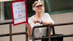 49 manifestants contre la loi