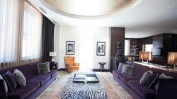 Les cinq chambres d'hôtel les plus chères au monde