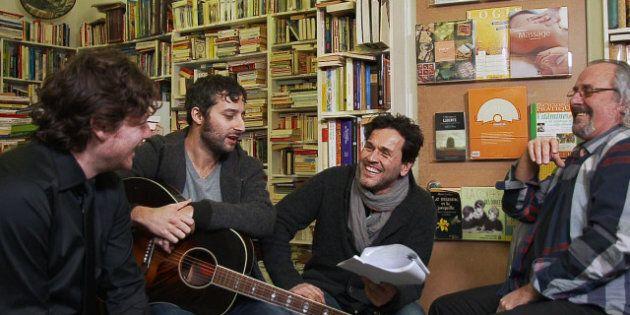 «Rapailler l'Homme» le documentaire: Faire des mots de Gaston Miron des chansons