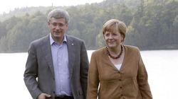 Angela Merkel soutient le libre-échange