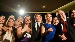 Wayne Gretzky reçoit l'Ordre du