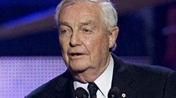 L'ancien premier ministre albertain Peter Lougheed est