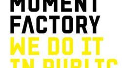 Mégaphone de Moment Factory: le projet est