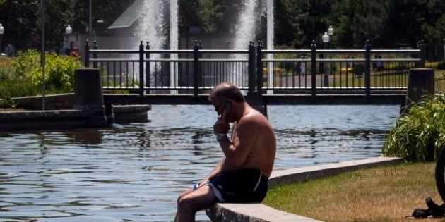 Sud-ouest québécois: avertissement de chaleur et d'humidité accablantes