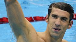 Michael Phelps en