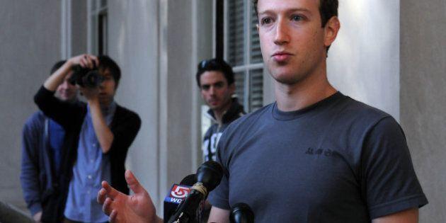 Plus de 271 millions de nouvelles actions Facebook en