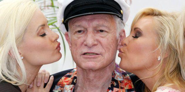 Hugh Hefner aura son film: la vie du créateur de «Playboy» doit être portée à l'écran