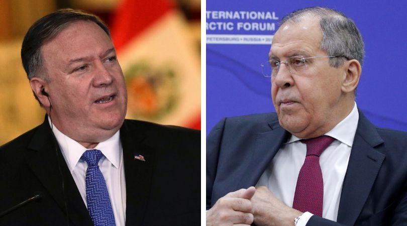 Ainda a Guerra Fria: EUA e Rússia discutem nesta segunda futuro da